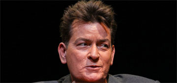 Charlie Sheen: Trump gave me cubic zirconia, claimed it was diamond