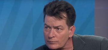 Charlie Sheen admits not telling at least two partners he had HIV