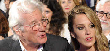 Richard Gere can't wait to finalize his divorce so he can marry a 33-year-old