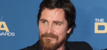 Is Christian Bale doing a 'Revenant'-esque film to get back at Leo DiCaprio?