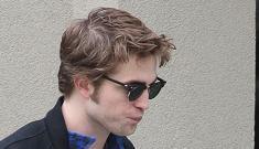 Robert Pattinson jokes about getting genetalia implant for nude scenes