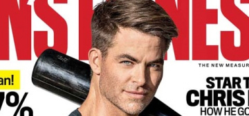 Chris Pine doesn't think Chris Hemsworth's superhero diet is healthy
