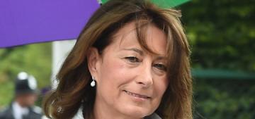 'Pushy' Carole Middleton wants a membership to the All England Club