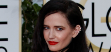 Eva Green claims she's a shy, unpopular geek: do you believe her?