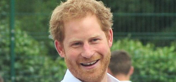 Prince Harry shops for discounted frozen dinners, uses self-checkout line
