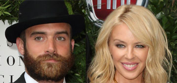 Kylie Minogue, 47, plans to marry her 28 year-old fiance in Italy next month