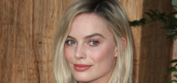 Margot Robbie in Gucci at the 'Legend of Tarzan' premiere: lovely or ridiculous?