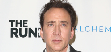 Did Nicolas Cage & Alice Kim split up because they were both cheating?
