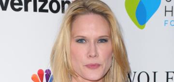 Stephanie March details her horrific journey through breast augmentation