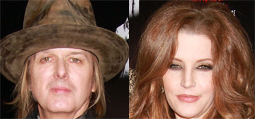 Lisa Marie Presley files for divorce from fourth husband, Michael Lockwood