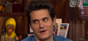 John Mayer announces that he's ready to settle down, wants a meet cute: any takers?