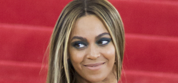 Beyonce hated her Tina Knowles-designed wedding gown: sad or funny?