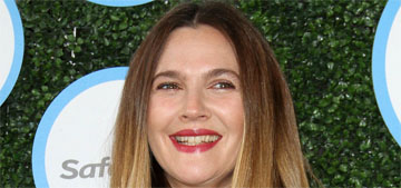 Drew Barrymore could get her own talkshow, will she do a decent job?