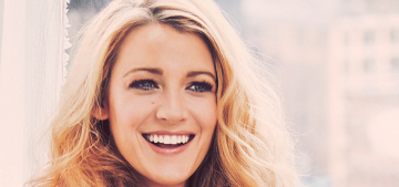 Blake Lively: Woody Allen 'knows exactly what he wants, he's very empowering'