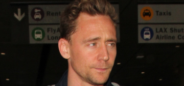 Tom Hiddleston 'thinks Taylor Swift is the girl he has been searching for'