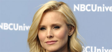 Kristen Bell on addiction: 'it's a disease, nobody chooses to drink more than others'