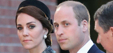 Duchess Kate wears a $2900 zig-zag Missoni coat at WWI memorial