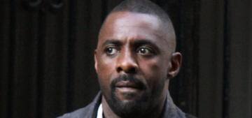 First photos of Idris Elba as The Gunslinger in 'The Dark Tower': amazing?