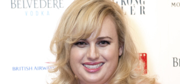 Rebel Wilson on moving to the UK: 'British people are definitely more repressed'