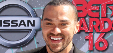 There's a petition trying to get 'racist' Jesse Williams kicked off 'Grey's Anatomy'
