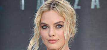 Margot Robbie in MiuMiu at the UK 'Legend of Tarzan' premiere: hot or boring?