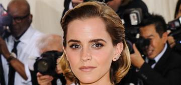 Is Emma Watson planning a secret wedding to William Mack Knight?