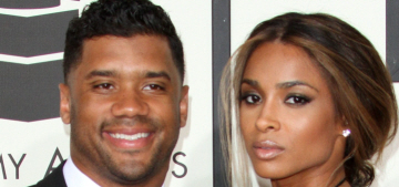 Ciara & Russell Wilson will marry this week in Liverpool with a 'castle-like backdrop'
