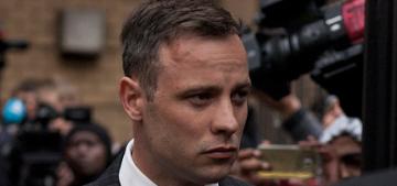 Oscar Pistorius sentenced to 6 years in prison for the murder of Reeva Steenkamp