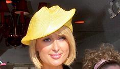 Paris Hilton to design children's clothing line
