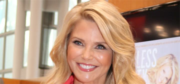 Christie Brinkley admits to 'a little bit of filler' claims not to do Botox: really?