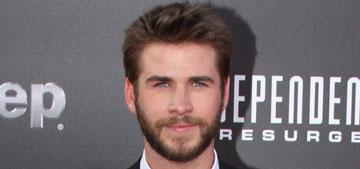 Liam Hemsworth is PETA's sexiest male vegan celebrity: good choice?