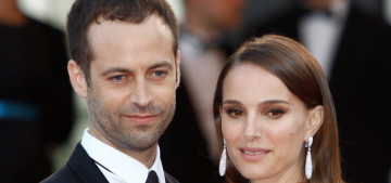 Star: Natalie Portman & Benjamin Millepied are having issues, she took off her ring