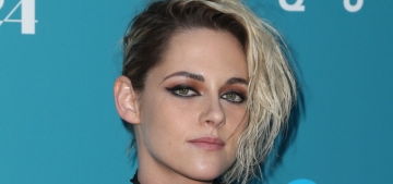 Kristen Stewart in sheer Jonathan Simkhai at the 'Equals' premiere: cute or fug?