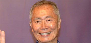 George Takei: It's 'really unfortunate' that Sulu will be Star Trek's first gay character