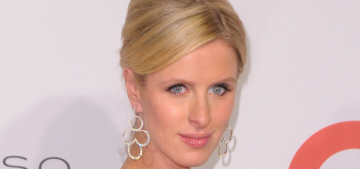 Nicky Hilton & Alanis Morissette gave birth (separately) to their first daughters