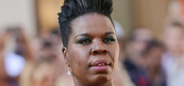 Leslie Jones in Christian Sirano at the 'Ghostbusters' premiere: fabulous?