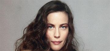 Liv Tyler and David Gardner welcome daughter Lula Rose: cute name?