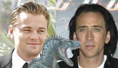Leonardo DiCaprio vs. Nicolas Cage in fight over dino skull