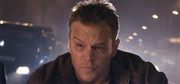 Matt Damon sounds like he wants to be replaced as Jason Bourne