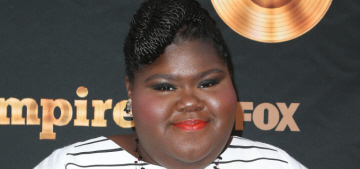 Gabourey Sidibe blocks people on Twitter every day for calling her the n-word