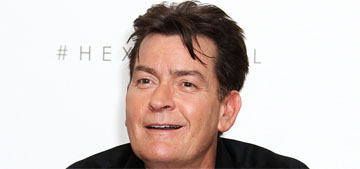 Charlie Sheen is shopping a reality show about living with HIV, this will end well