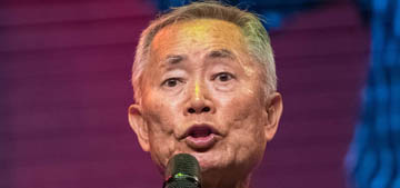 George Takei clarifies stance on Sulu: 'This was never about me or what I wanted'