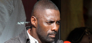Idris Elba: Being cast as the Gunslinger means we're in a 'colorless society'