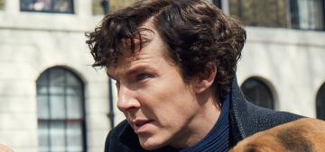 Steven Moffat: The fourth season of 'Sherlock' will probably be the last