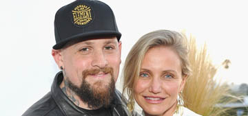 Benji Madden: Cameron Diaz is 'a modern day feminist' who shares positivity
