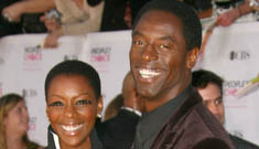 Isaiah Washington in multiple debt-based lawsuits before Grey's success