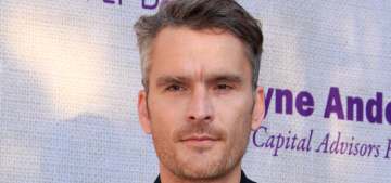 Balthazar Getty on the Sienna Miller affair: 'without going down, you can't rise again'