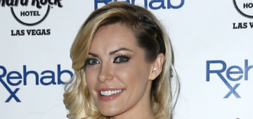 Crystal Hefner had her breast implants removed following chronic illness