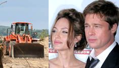 Brad and Angelina really did buy land on an island in Berlin (update: rep denies)