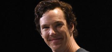 Benedict Cumberbatch debuts new 'Doctor Strange' trailer at Comic-Con